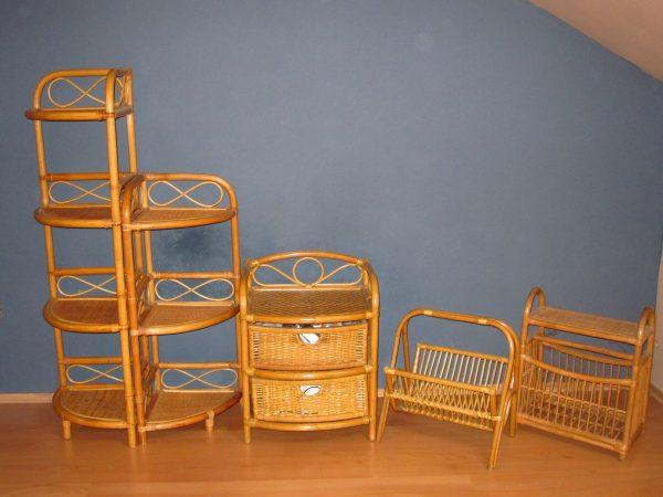 náhled Prodám ratanový nábytek