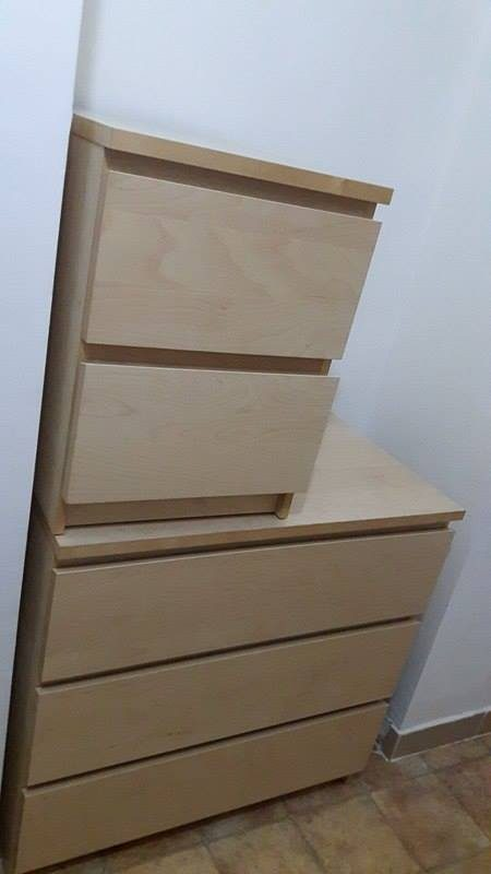 náhled Prodám 2 komody zn. Malm IKEA, Brno