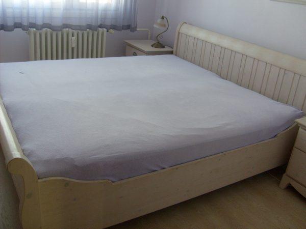 náhled Manželská postel VENETO s příslušenstvím