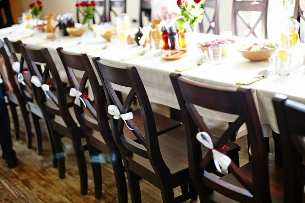náhled Nove Stylove Drevene zidle do restaurace D25