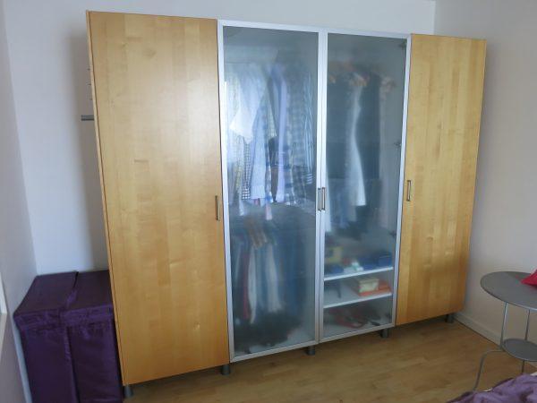 náhled Šatní skříň Ikea