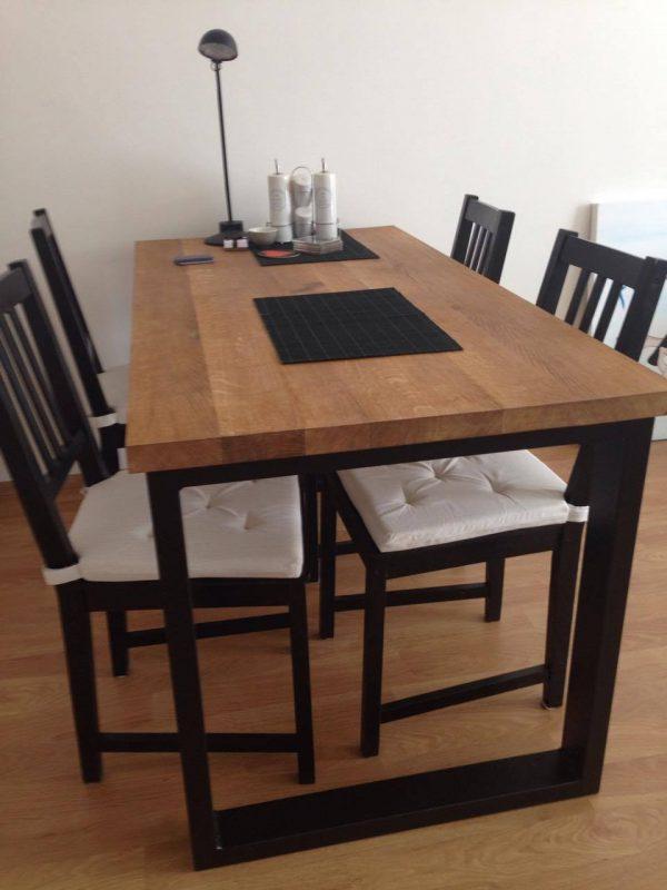 náhled Jidelní stůl a konferenční stolek