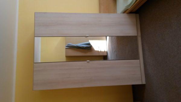 náhled Nádherná šatní skříň a komoda