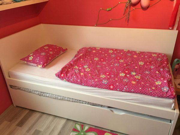 náhled rozkládací postel do dětského pokojíku