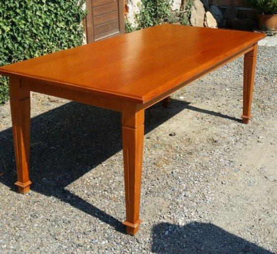 náhled Prodám stůl z dubového masivu