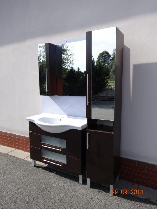 náhled  Koupelnový nábytek sestava Wenge