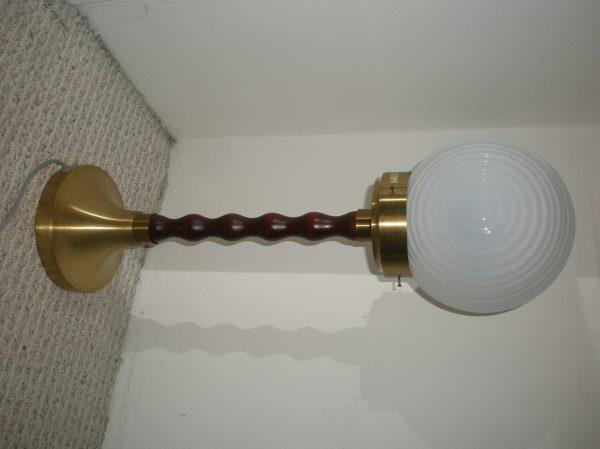 náhled stojací retro lampa