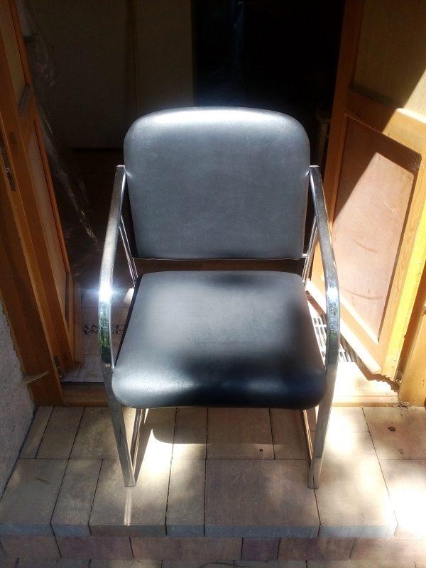 náhled 6 kusů kožených židlí