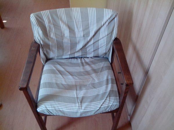 náhled prodám židle s područkami