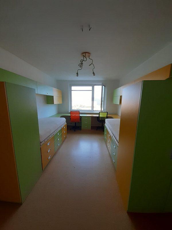 náhled Dětský pokoj pro 2 děti.