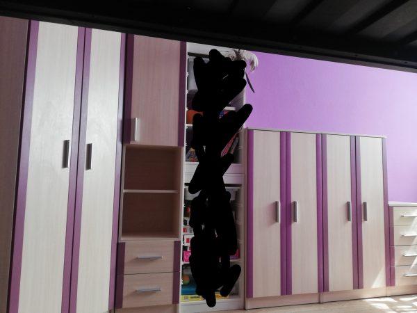 náhled Dětské skříně