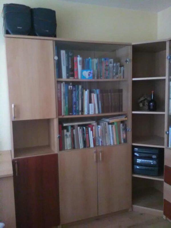 náhled Knihovna - moduly