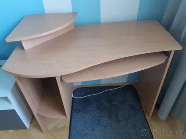 náhled Pracovní/kancelářský/psací stůl