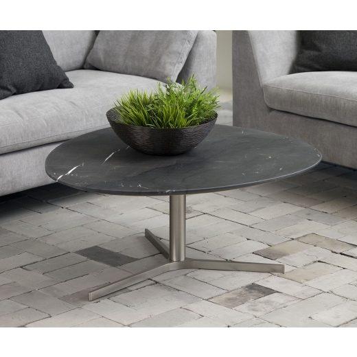 náhled Konferenční stolek Torry, 103 cm, mramor