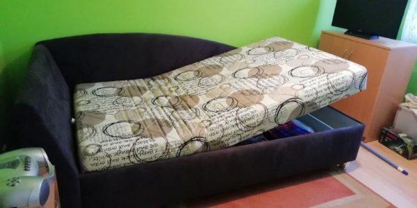 náhled Rohová postel ANDREW levá 110x200