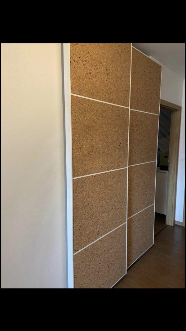 náhled Posuvné dveře Ikea kirkenes - 2 měsíce staré / 150x236cm