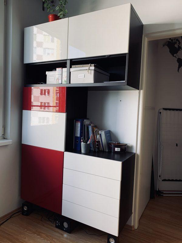 náhled Skříně IKEA BESTA