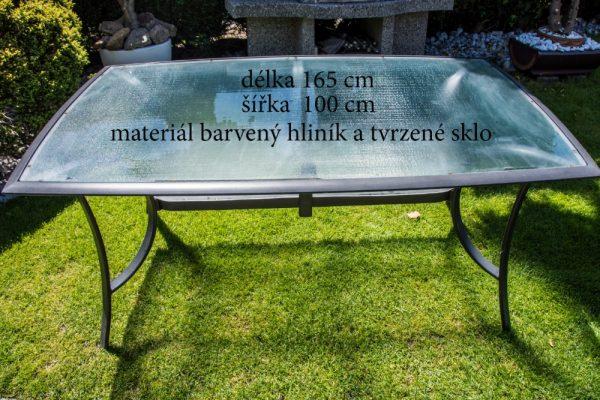 náhled Zahradní stůl - TOP STAV