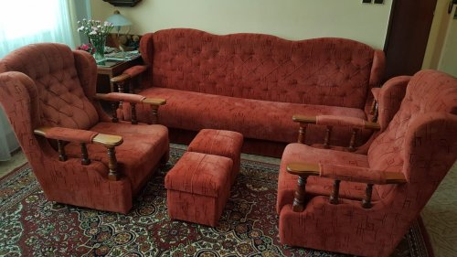náhled Pohodlná sestava do obývacího pokoje