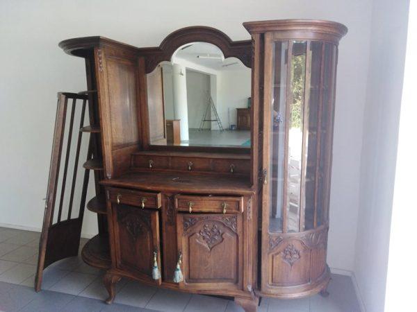 náhled starožitná skříň original z Francie