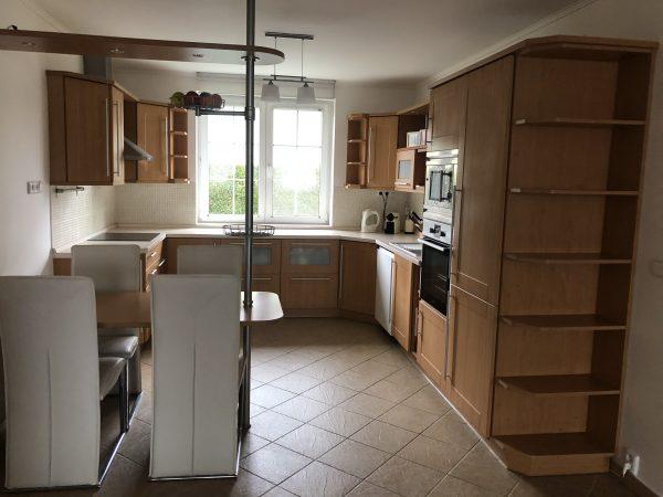 náhled Kuchyň + kuchyňský stůl/židle+spotřebiče